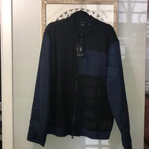NWT Hugo Boss bomber jacket